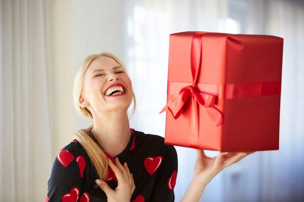 kadına hediye